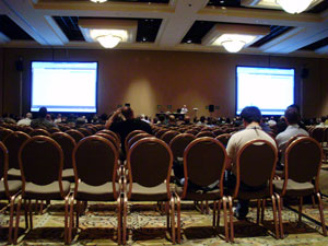 SPC '09 Conference Session