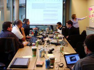 MVP Summit '10 Board Room