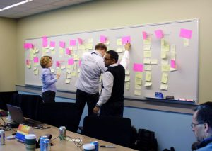 MVP Summit '10 PostIt Board