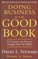 Doing Business By The Good Book Cover